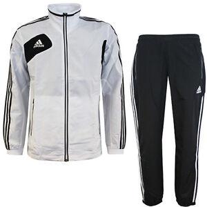 Détails sur Adidas Performance CONDIVO 12 pré costume homme en polyester Complet Survêtement X16863 R1H afficher le titre d'origine