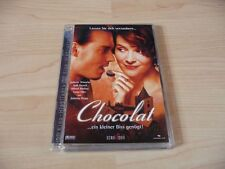 DVD Chocolat ... ein kleiner Biss genügt! Johnny Depp - Super Jewel Case Edition