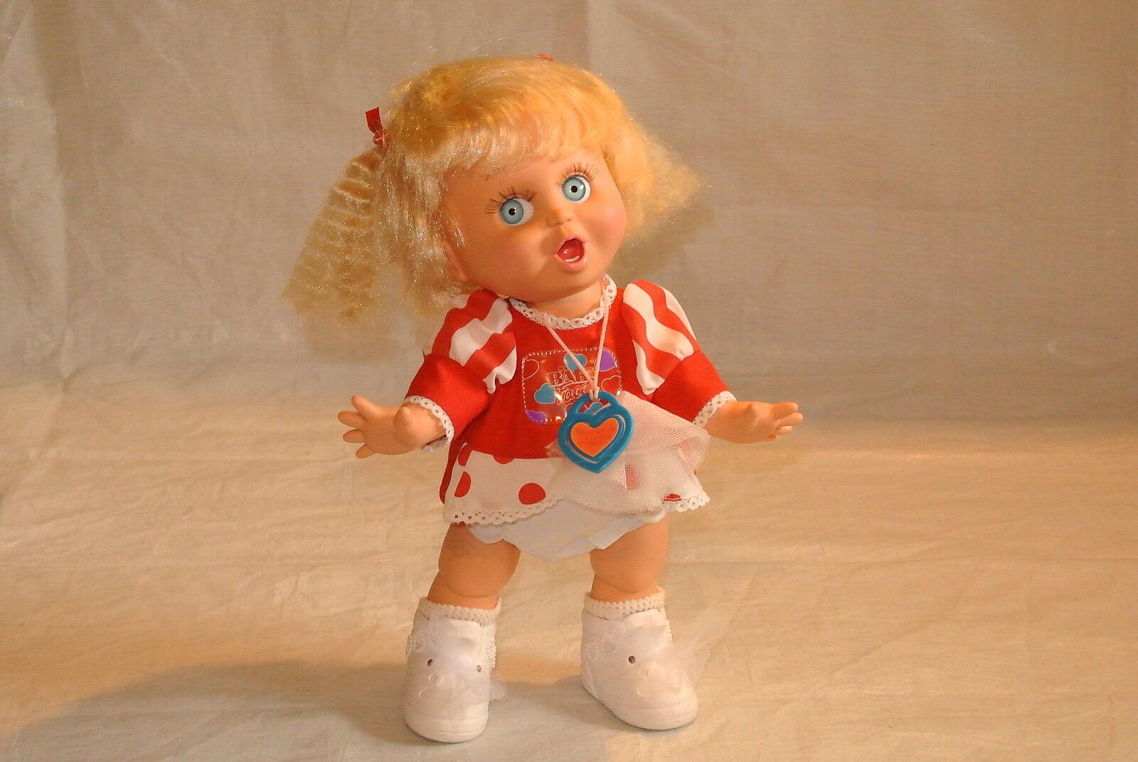 Baby Face Vintage  tan sorprendido Susie  Muñeca