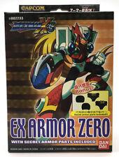 22330 ROCKMAN X3 EX ARMOR ZERO MEGAMAN X BANDAI MISB In STOCK   #A02233