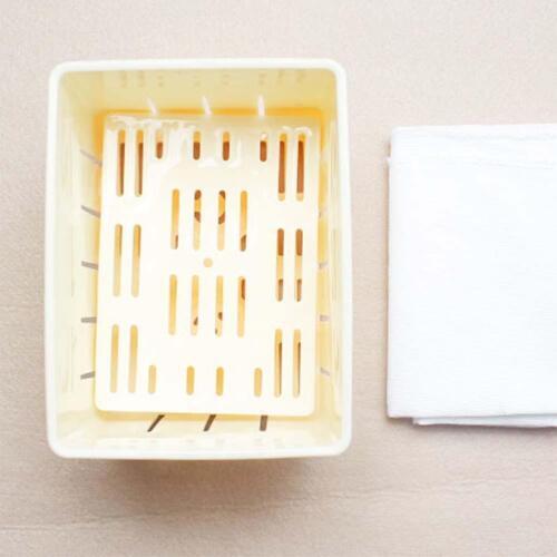 Hot 1Set Hausgemachte Tofu Maker Pressform Kit Tofu Der Maschine Küche Einfach