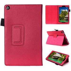 Flip-PU-Leather-Stand-Cover-For-Amazon-Kindle-Fire-HD-8-2016-6th-Gen-Tablet-Case