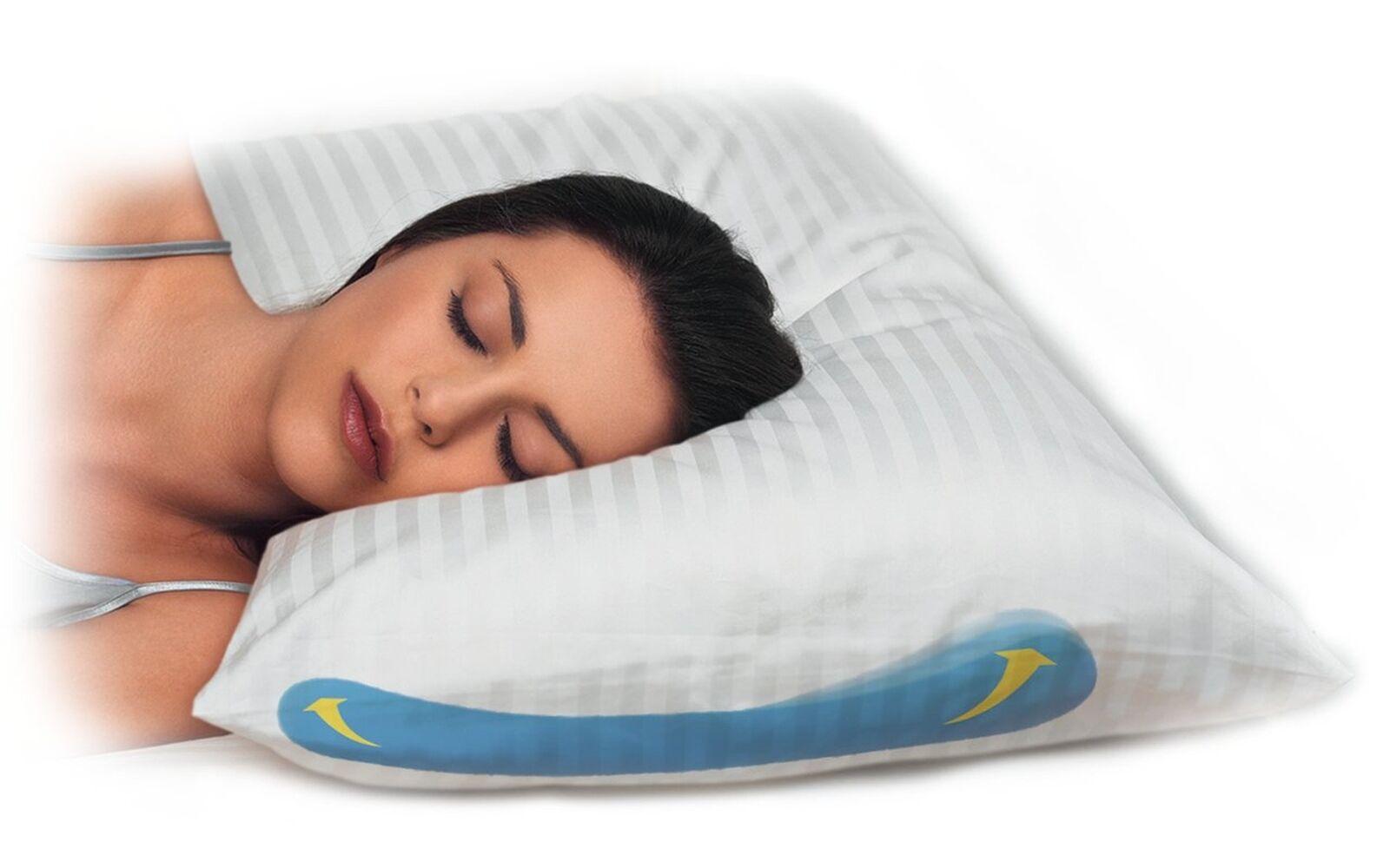 "Twin Pack Mediflow Original Waterbase Pillow Jumbo//20/"" x 28/"""