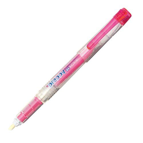 Platinum Japan,Preppy,Highlighter,Textmarker,fluoreszierend,nachfüllbar,in pink