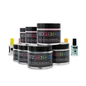 NUGENESIS-Nail-Color-Dipping-Powder-1oz-jar-NU187-200-Choose-your-colors