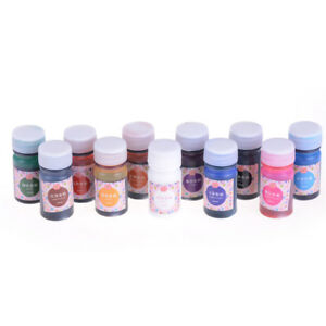 Epoxy Color UV Resin Coloring Dye Colorant Resin Pigment Art Crafts ...