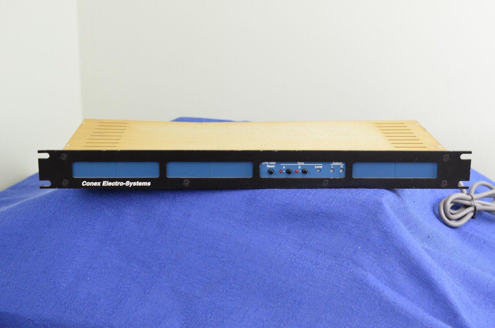 nuovo di marca Conex Elettrico Systems Unità Lfg-1000 Modulo Audio pro pro pro Trasmissione  buon prezzo