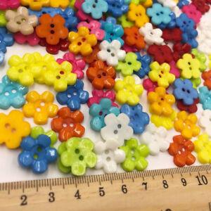 50-100pcs-Plastic-Buttons-Child-Clothes-DIY-Sewing-Appliques-button-PT70
