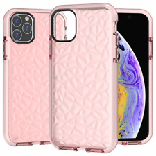 Luxe Coque iPhone XR/XS/Max/11/11 Pro Antichoc Silicone Solide