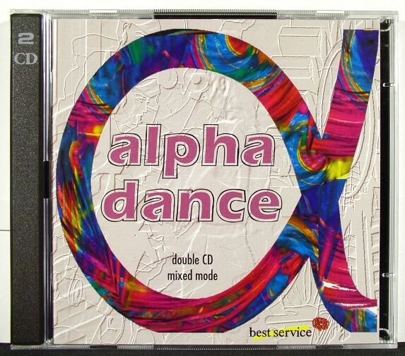 Alpha Dance (2 CD) (Inlay missing) - Samples & Loops
