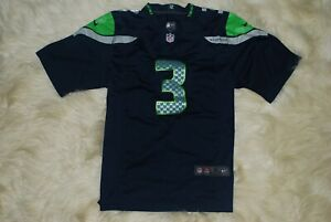 Details about Nike #3 Russell Wilson Seattle Seahawks Stitched NFL Jersey (Youth Medium)