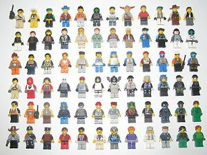 Lego-Minifigure-Fugurine-Divers-Theme-Choose-Minifig