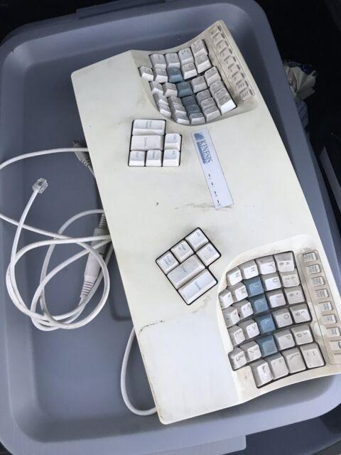 Vintage Kinesis Professional Ergonomic Keyboard 5 Pin 1995