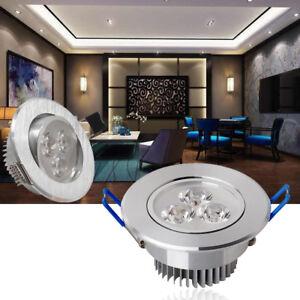 3W-Cool-amp-Warm-White-Light-Recessed-LED-Ceiling-DownLight-Spotlight-Lamp-Bulb-220V