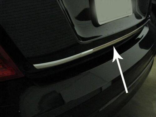 Ford FOCUS Hatchback 2000-2007 2008-2011 Chrome Tailgate Trunk Trim Molding