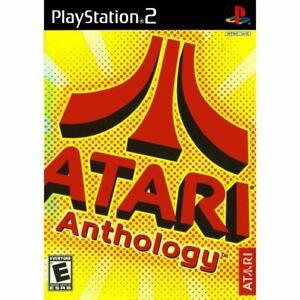 Atari-Anthology-PlayStation-2-PS2-Game-CLEAN-VG