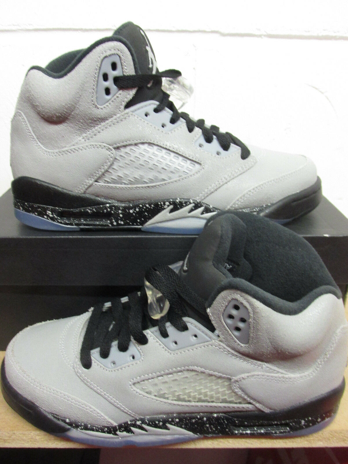nike girls air jordan 5 retro Price reduction hi top trainers 440892 008 sneakers shoes The latest discount shoes for men and women