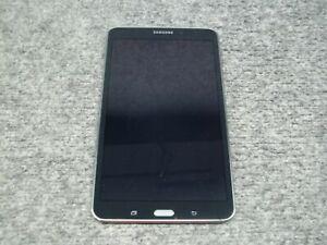 "Samsung Galaxy Tab 4 SM-T337V 16GB 8"" 3.0MP (Verizon) Black Tablet"