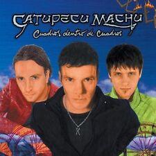 Catupecu Machu - Cuadros Dentro de Cuadros [New CD]
