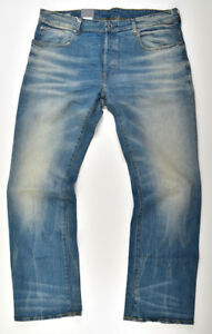 G-Star-RAW-Jeans-3301-Loose-W38-L32-Jeanshose-Herrenjeans-Cyclo-Stretch-Denim