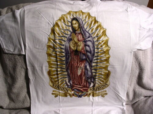 OUR LADY OF GUADALUPE MARIA VIRGEN MORENA #2 T-SHIRT