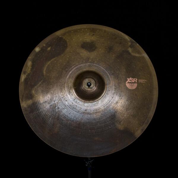 sabian 18 xsr monarch crash cymbal xsr1880m for sale online ebay. Black Bedroom Furniture Sets. Home Design Ideas