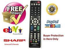Remote Control For Sharp Aquos LCD TV LC40LE700X LC46LE700X LC52LE700X Replace