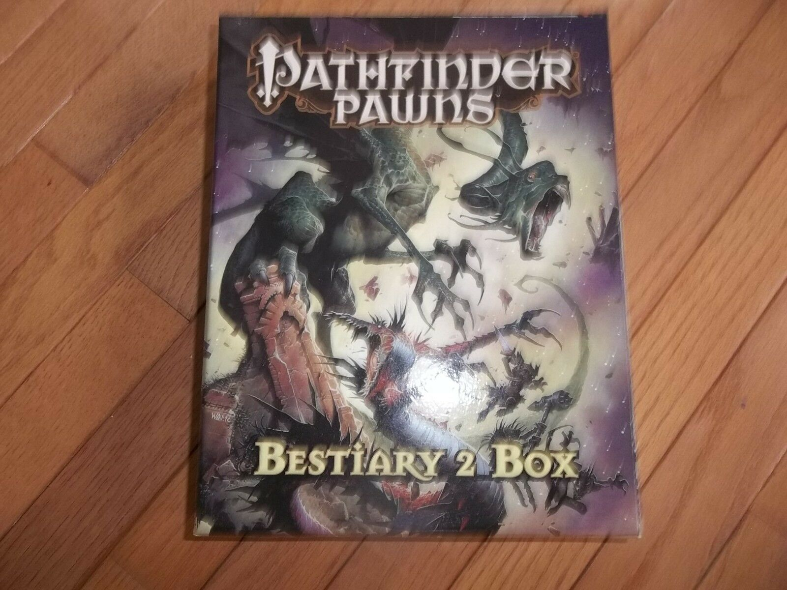 Paizo Publishing Pathfinder peones Bestiario 2 Caja ENLOMADOR