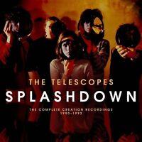 The Telescopes - Splashdown: Complete Creation Recordings 1990-92 [new Cd] Uk - on sale