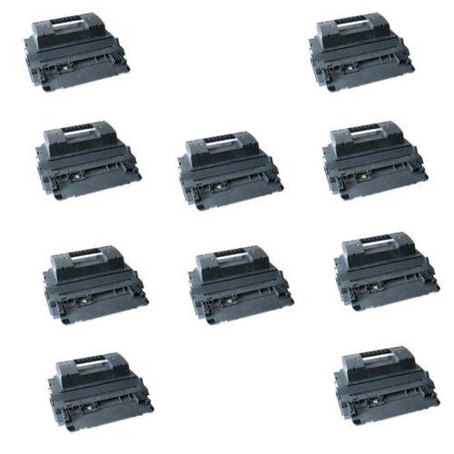 10 piece CC364A Toner for HP Compatible w// Laserjet P4014dn P4014n P4015dn Print