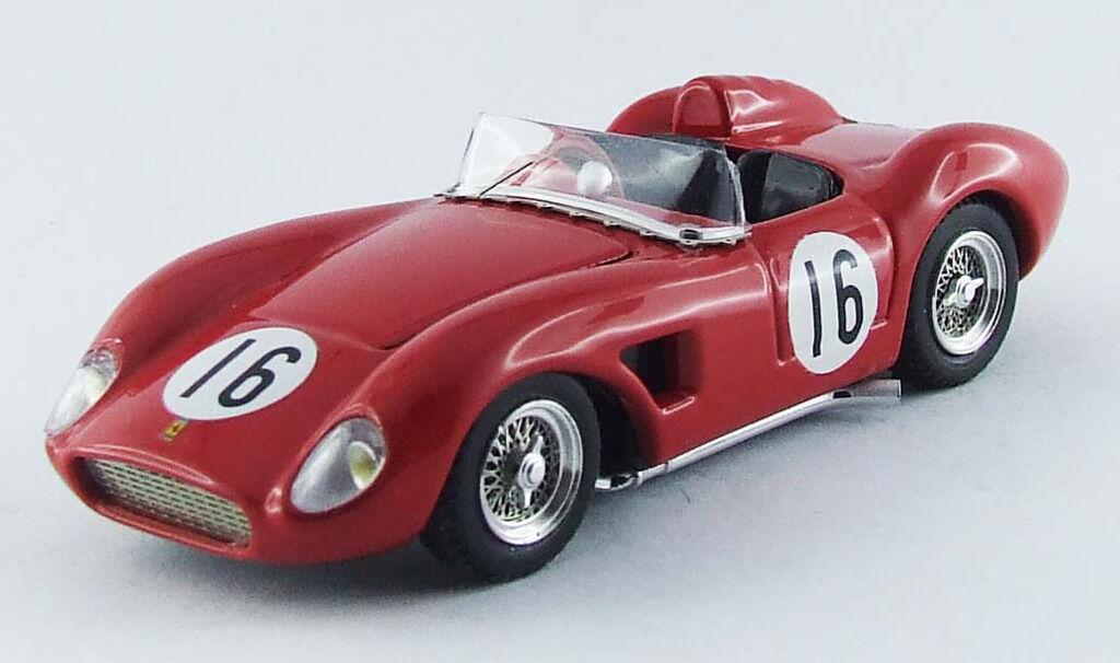 Ferrari 500 TRC TRC TRC Virginia 1957 1 43 Winner Helburn Model 0268 ART-MODEL 69ca22