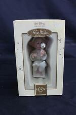 Lenox Walt Disney Showcase Snow White Dopey's Gift for Baby Rattle & Block MIB
