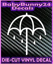 BRING ME THE HORIZON UMBRELLA  Band Logo Laptop Truck Car Decal Vinyl Sticker