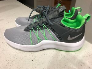 size 40 26243 736db Image is loading Nike-Darwin-Running-Shoes-Cool-Grey-Green-Wolf-