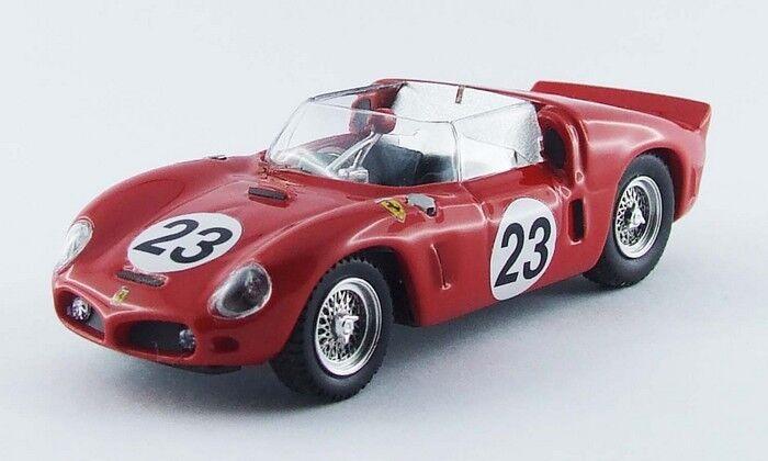 Art MODEL 279 - Ferrari Dino 245 SP  23 24H du Mans modèle en résine 1961 1 43