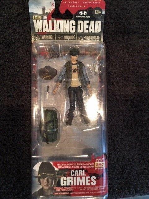 McFarlane leksaker AMC The gående Dead Original 4th serie modelller