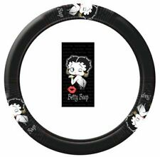 Betty Boop Chainlink Steering Wheel Cover
