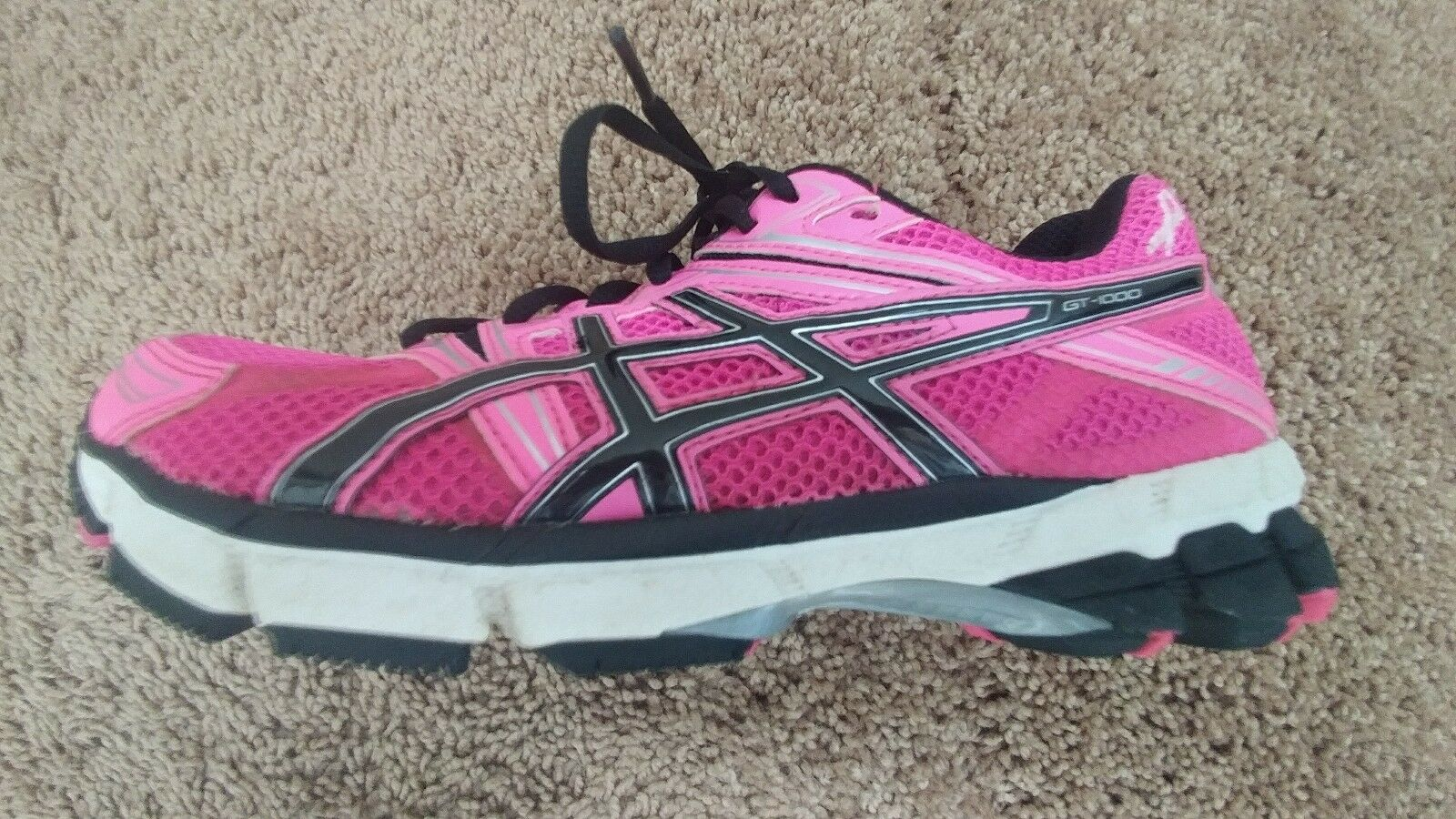 ASIXS GT-1000 Breast Cancer Men's Running Shoes