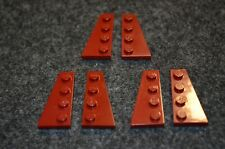 "2x2 Dark Gray /""C/"" Channel Joint Technic Bricks 4 NEW Lego Parts"