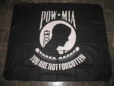 U.S. Military POW MIA POWMIA Flag 50x60 Polar Fleece Blanket Throw