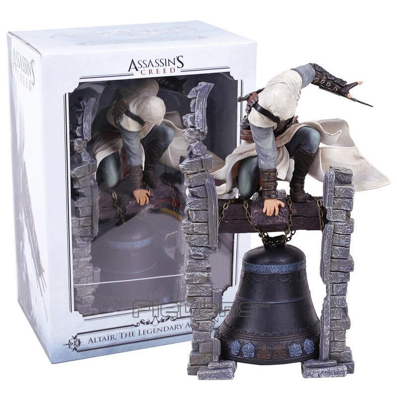 Attentäter creed altair der legendären attentäter pvc - statue abbildung modell.