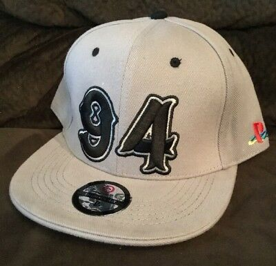 PLAYSTATION Baseball Cap Snapback-since 1994 first Controller