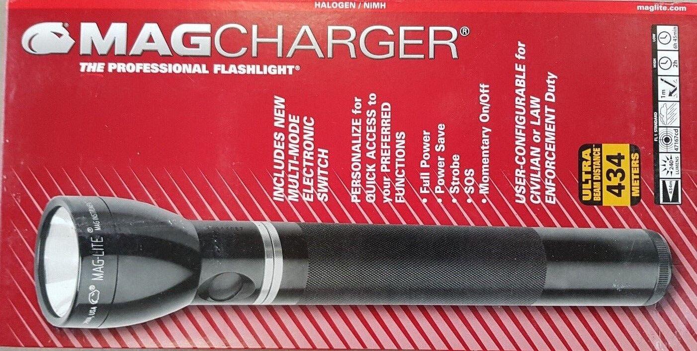 Mag-Lite Mag-Charger Flashlight-LED-UPGRADE BULB BULB BULB 1000LUMENS TLE310MEX12VOLTAKKUS 5c39b8