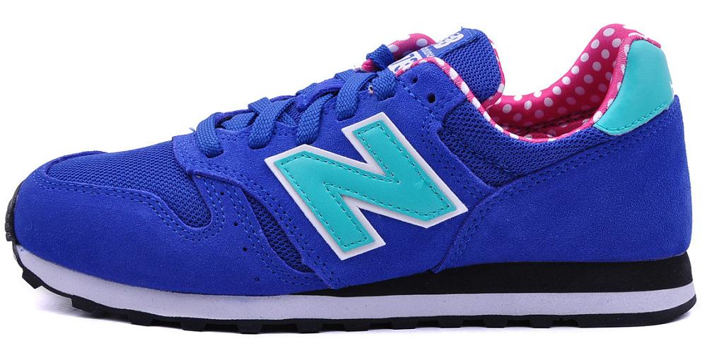 Nuovo equilibrio 373 B Donne 65533;s  Classic Lifestyle scarpe da ginnastica Scarpe blu WL373BG nb SALE  prezzo all'ingrosso