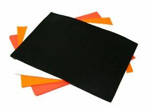 Assorted Colour A4 Craft Felt Fabric Pack Assorted