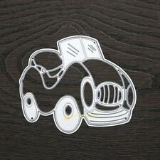 Cute Car Metal Cutting Dies Stencil DIY for Scrapbooking Album Photo Card Craft
