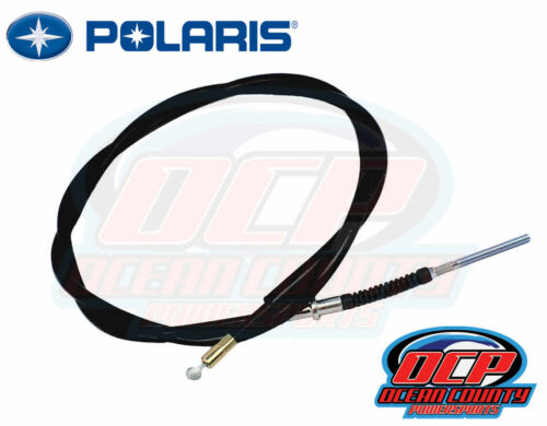 NEW PURE POLARIS 16-18 OUTLAW SPORTSMAN 110 OEM STOCK REAR BRAKE CABLE 0454015