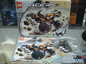 Lego-Racers-Power-Crusher-8468-Complete