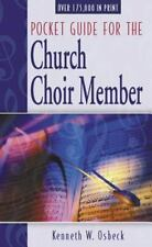 Pocket Guide for the Church Choir Member-ExLibrary