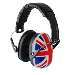 Safetots Childrens Ear Protector Union Jack Kids Ear ...